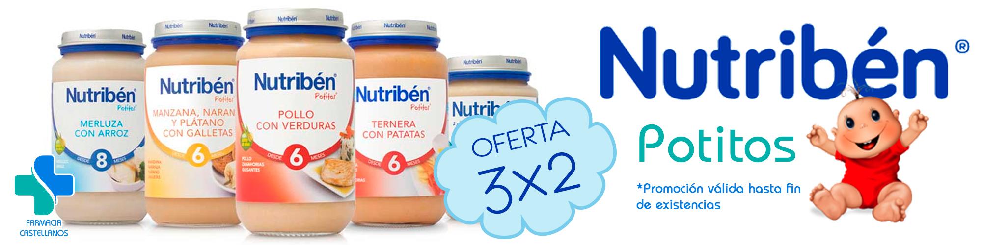 promocion-potitos-nutriben-farmaciabeatrizcastellanos