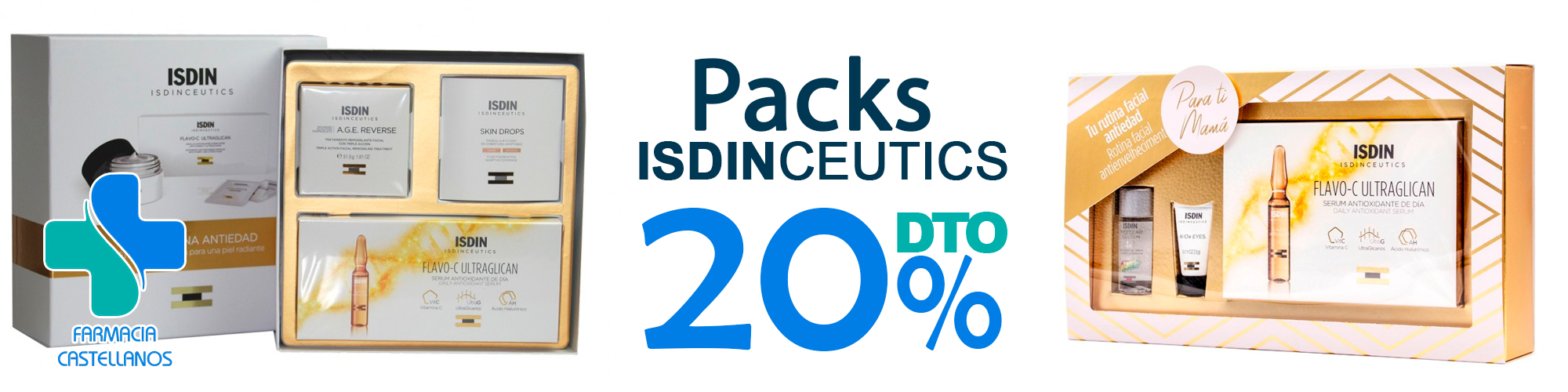promocion-packs-isdinceutics-farmaciabeatrizcastellanos