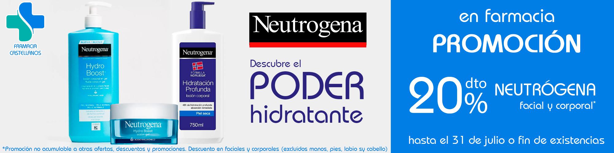 promocion-neutrogena-farmaciabeatrizcastellanos