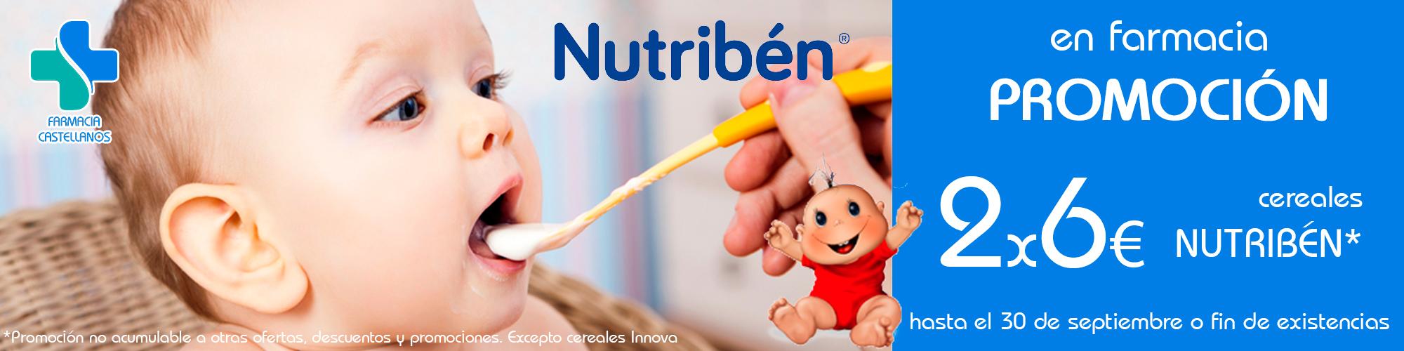 cereales-nutriben-farmaciabeatrizcastellanos